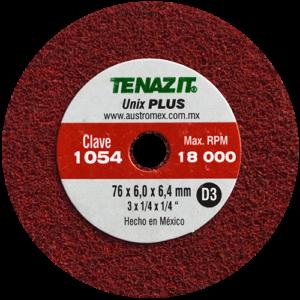 1054 - Rueda Unix Plus