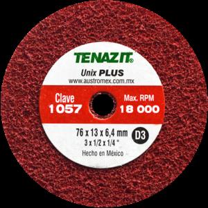 1057 - Rueda Unix Plus