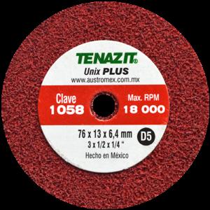 1058 - Rueda Unix Plus
