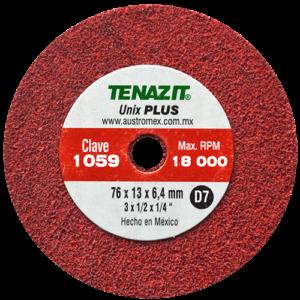 1059 - Rueda Unix Plus