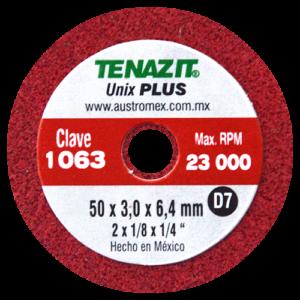 1063 - Rueda Unix Plus