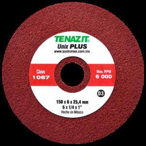1067 - Rueda Unix Plus
