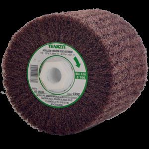 1392 - Rodillo de fibra Grano grueso