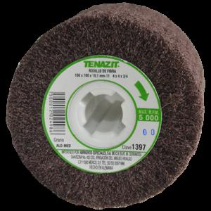 1397 - Rodillo de fibra Grano medio