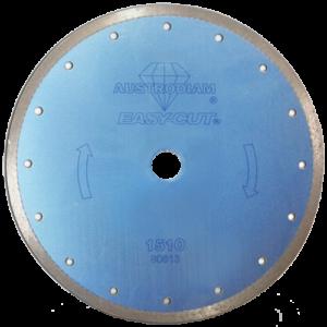 1510 - Disco de diamante azul rin continuo Easy-cut