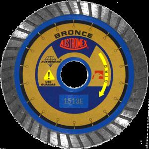 1513 - Disco de diamante azul turbo Uso General