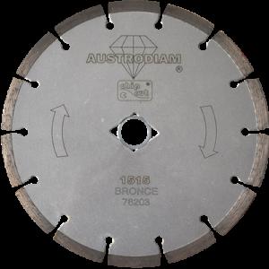 1515 - Disco de diamante segmentado Chip-cut