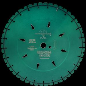 1538 - Disco de diamante verde segmentado Granito