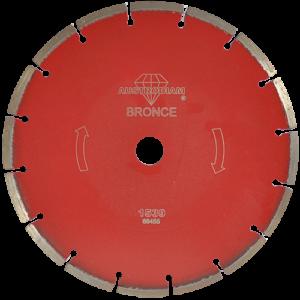 1539 - Disco de diamante rojo segmentado Cantera