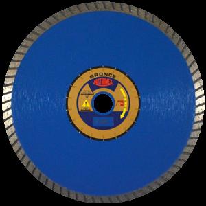 1542 - Disco de diamante azul turbo Uso General
