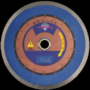 1546 - Disco de diamante azul rin continuo Uso General