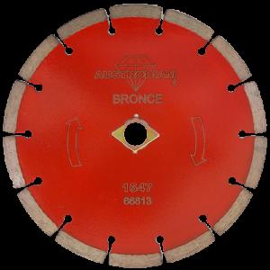 1547 - Disco de diamante rojo segmentado Cantera