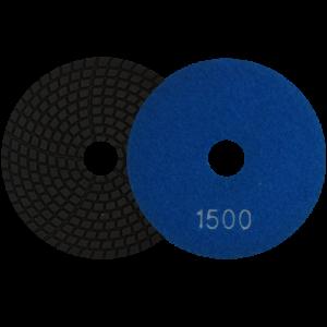1597 - Pad de diamante Pulido en humedo grano 1500