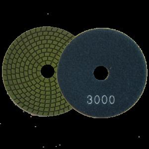 1598 - Pad de diamante Pulido en humedo grano 3000