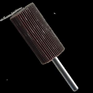 1638 - Rueda flap con vástago grano 120