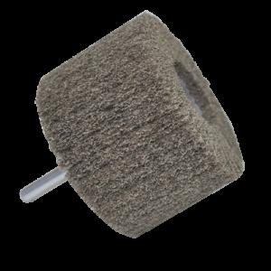 1640 - Rueda flap de fibra con vástago