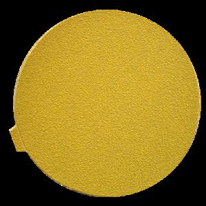 1663 - Disco de lija autoadherible TSA4 Gold grano 120