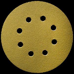 1735 - Disco de lija autoadherible TSA4 Gold grano 120