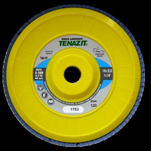 1753 - Disco laminado SUPERLAM grano 120