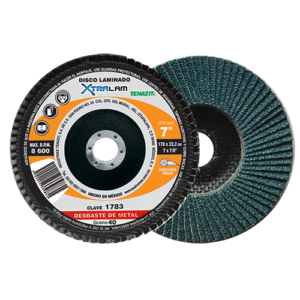 1783 - Disco laminado Xtralam grano 40