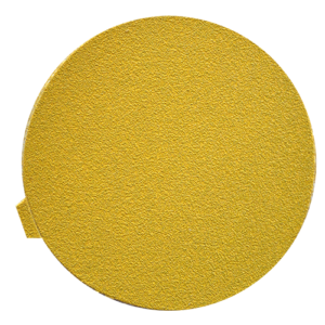 1862 - Disco de lija autoadherible TSA4 Gold grano 100