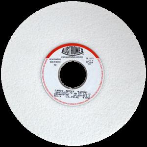 192 - Rueda blanca vitrificada para esmerilado de acero