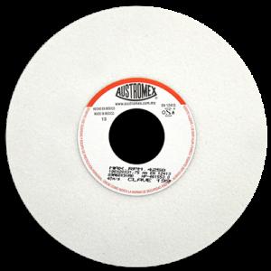 199 - Rueda blanca vitrificada para esmerilado de acero