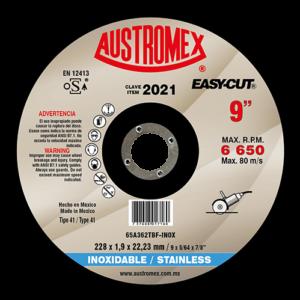 2021 - Disco para corte de metal
