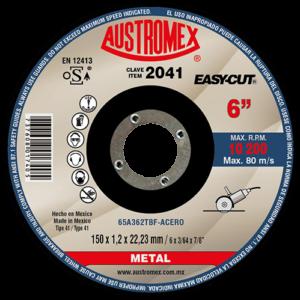 2041 - Disco para corte de metal