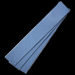 "2052 - Tira de lija autoadherible papel ""E"" grano 80"