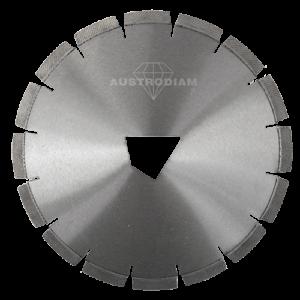 2126 - Disco de diamante segmentado Concreto verde