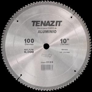 2133 - Sierra metálica para metales no ferrosos