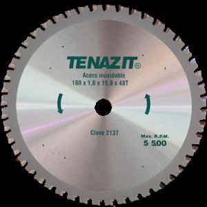 2137 - Sierra metálica para acero inoxidable