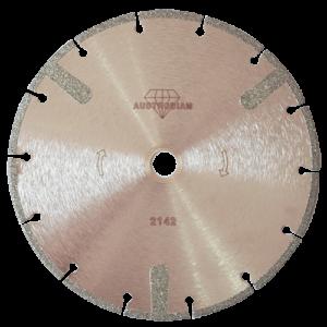 2142 - Disco de diamante segmentado Electrodepositado