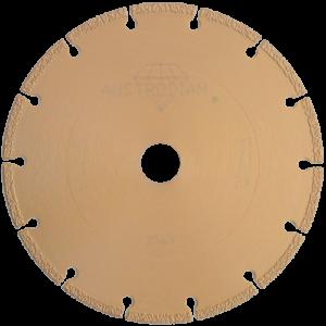 2143 - Disco de diamante segmentado Soldado al vacio