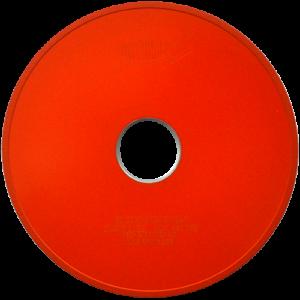 2155- Rueda de CBN Superabrasiva 1A1 Easy-cut Concentración 75