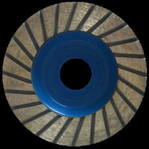 2168 - Copa de diamante azul turbo Uso general