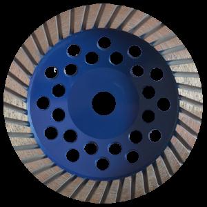 2169 - Copa de diamante azul turbo Uso general