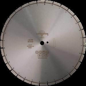 2177 - Disco de diamante negro segmentado Refractario