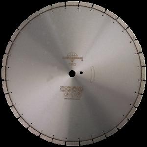 2178 - Disco de diamante negro segmentado Refractario