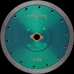 2188 - Disco de diamante verde turbo Granito