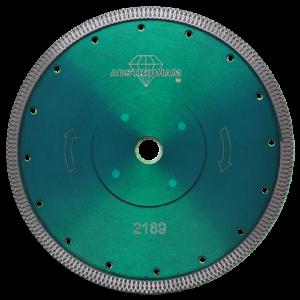 2189 - Disco de diamante verde turbo Granito