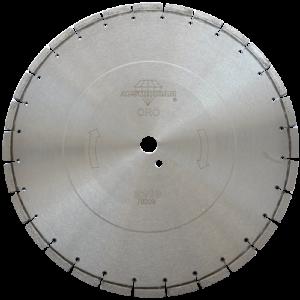 2210 - Disco de diamante naranja segmentado Corte de concreto curado
