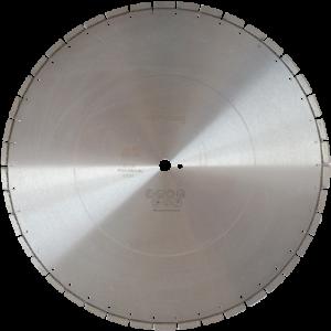 2213 - Disco de diamante naranja segmentado Corte de concreto curado