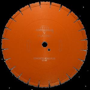 2224 - Disco de diamante naranja segmentado Corte de carreteras de concreto