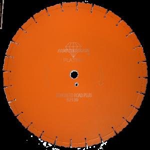 2226 - Disco de diamante naranja segmentado Corte de carreteras de concreto