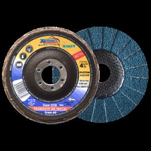 2238 - Disco laminado Xtreme Power para metal grano 40