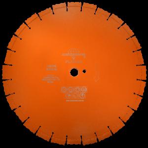 2243 - Disco de diamante naranja segmentado Corte de carreteras de concreto
