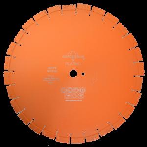 2275 - Disco de diamante naranja segmentado Corte de carreteras de concreto