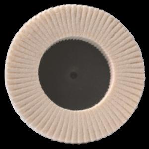 2298- Minidisco Flap de Felpa